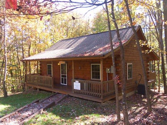 Laurelville, OH: Wildwood Cabin