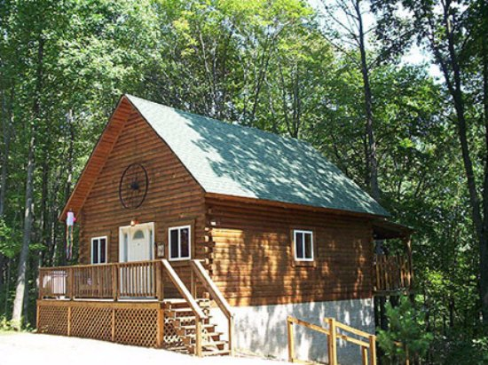 Laurelville, OH: Woodridge Cabin