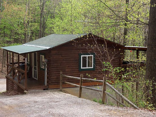 Laurelville, OH: Birdsong Cabin