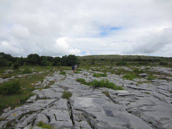 Kilfenora, Ирландия: Hike through the Burren