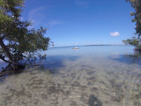 "Summerland Key, FL: Stop at ""Picnic-Island"""