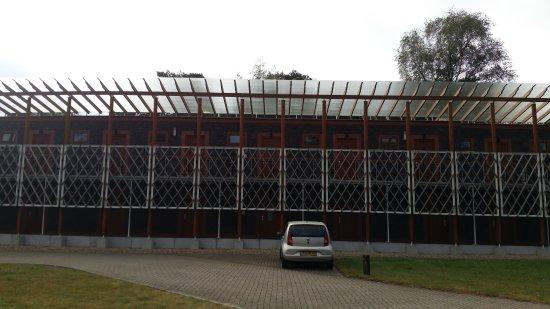 Leusden, The Netherlands: Voorzijde Hotel