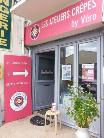 Les Ateliers Crepes by Vero