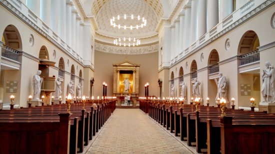 Church of Our Lady - Copenhagen Cathedral