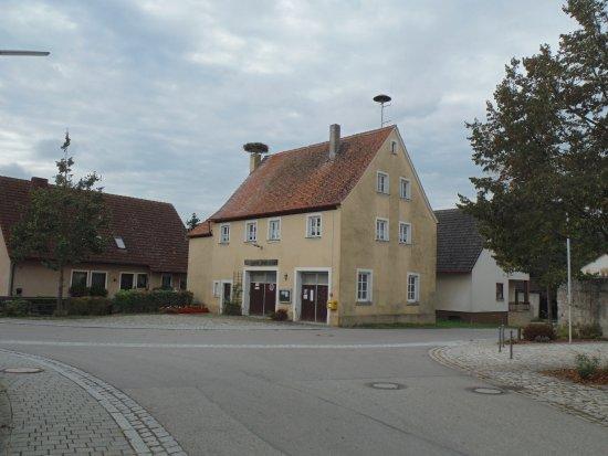 Feuchtwangen, Alemanha: рядом
