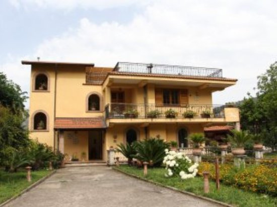 Villa Flavia: esterno