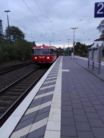 EVB Schienenbus ,Osterholz-Scharmbeck 02.10.2016