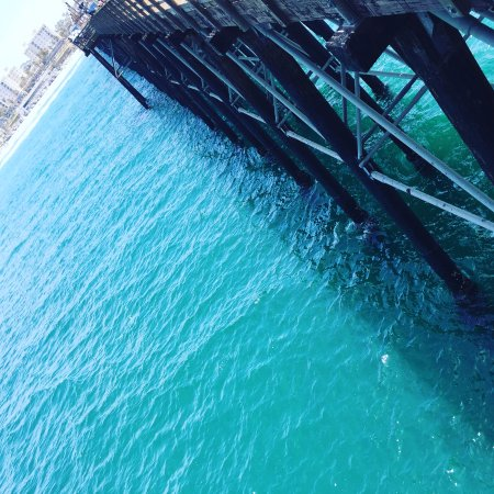 Dana Point, Kaliforniya: Pier