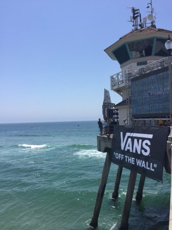 Dana Point, Kaliforniya: US Open of Surfing