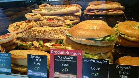 Carte Boulangerie Ange.Boulangerie Ange Photo De Boulangerie Ange Plan De Campagne