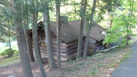 Tryon, Carolina del Norte: Historic Log Cabins for rent