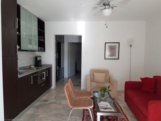 Wohnküchen wohnküche einer zweizimmersuite zi 102 picture of loryma resort