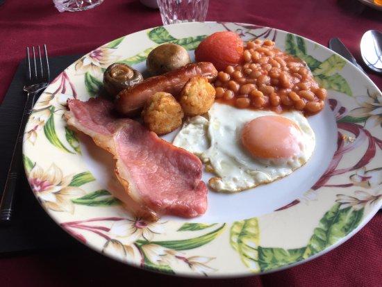 Staylittle B&B : Breakfast was amazing