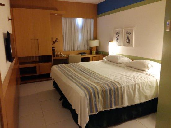 Verdegreen Hotel: Quarto