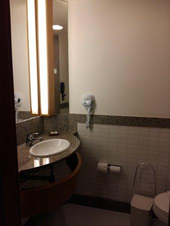 Verdegreen Hotel: Banheiro