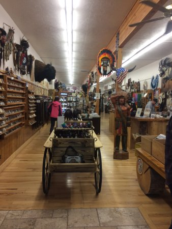 Buffalo Spirit Trading Post