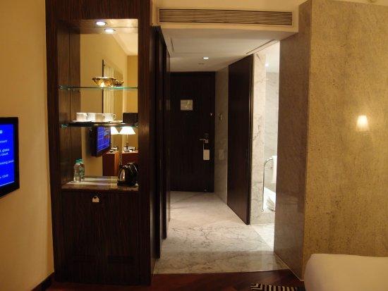Hyatt Regency Mumbai: 該建築維護得良好,氛圍非常棒