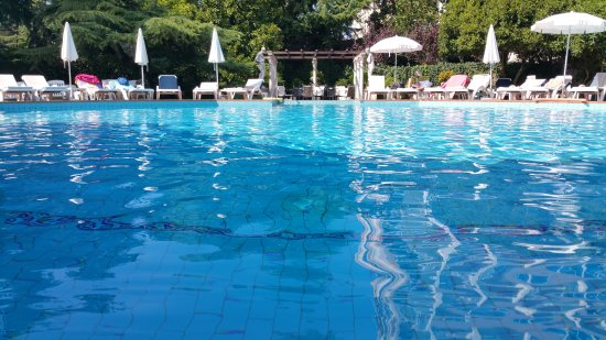 Olympia terme hotel spa montegrotto terme aktuelle for Piscina hotel olympia