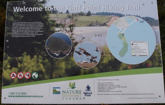 Riverport, Kanada: Traildescription and Map