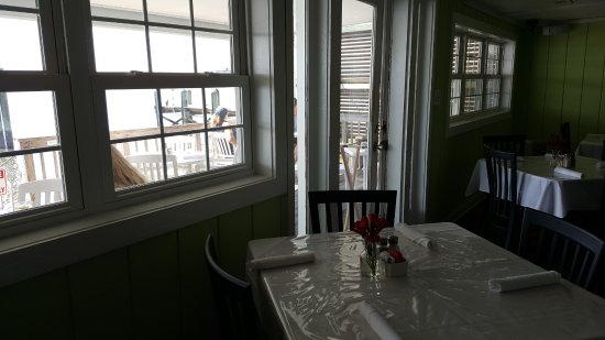 Beaufort, NC: dining room