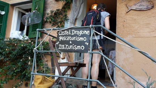 Pescaturismo & Ittiturismo Castel Dragone: 20160925_152135_large.jpg