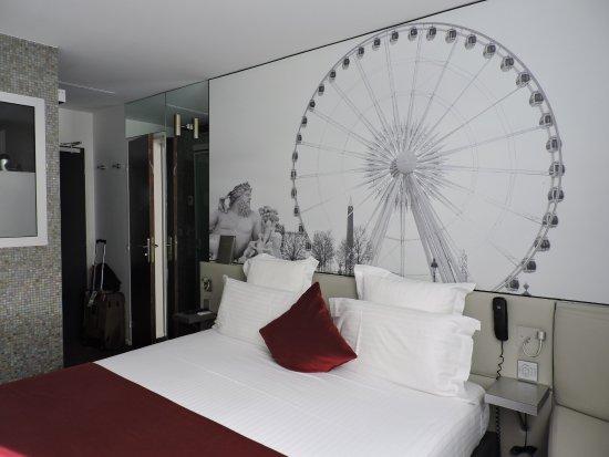 Bilde fra Hotel du Cadran Tour Eiffel