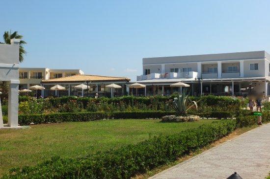 Hotel Delfina Beach Picture