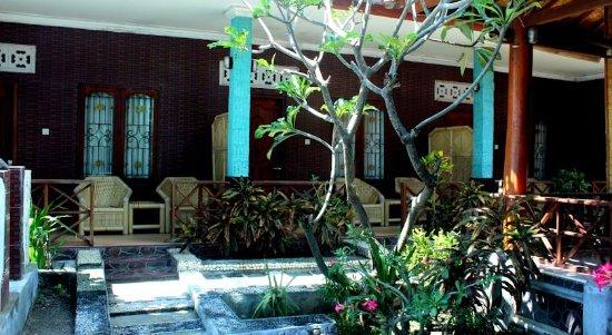 Krisna Bungalows and Restaurant: standart room