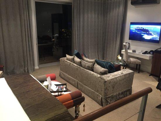 Atlanticview Cape Town Boutique Hotel: Sitting area