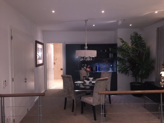 Atlanticview Cape Town Boutique Hotel: Dining area