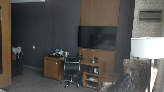 Home Office in room