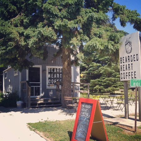 Baileys Harbor, WI: It's a tiny little place packed with flavor!