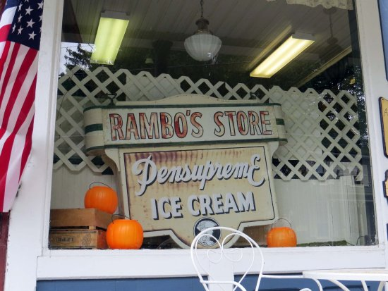 Califon, Нью-Джерси: Rambo's Country Store