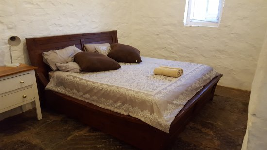 Flinders Ranges, Australien: The king size bedroom