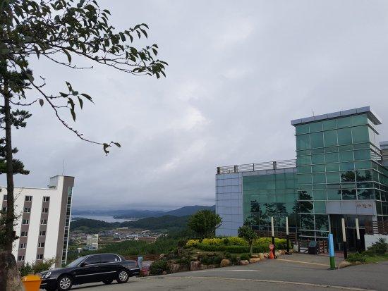 Ttang Kkeut Hotel : 해남 땅끝 호텔