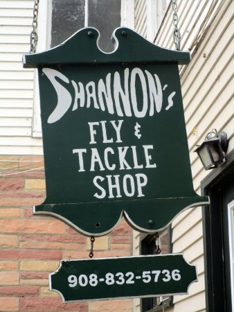 Califon, NJ: Shannon's Fly & Tackle Shop