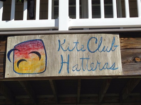Kite Club Hatteras Bild