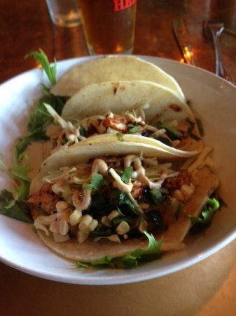 Saxapahaw, Carolina del Norte: Fish Tacos