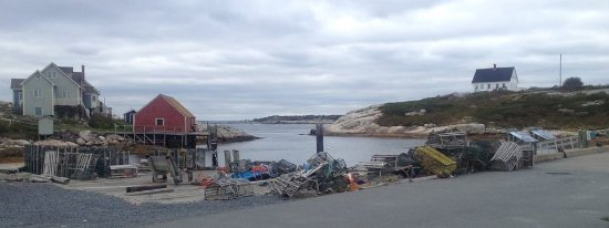 Clifty Cove Motel: Peggy's Cove