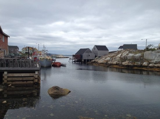 Clifty Cove Motel : Peggy's Cove