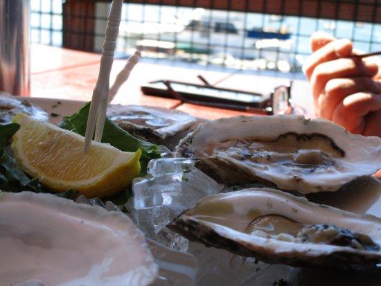 Schooner Landing Restaurant: Pemaquids