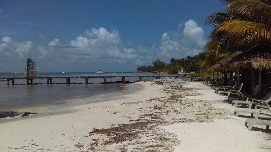 Villas Coco Resort: Club de playa