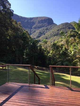Upper Crystal Creek, Austrália: Crystal Creek Rainforest Retreat