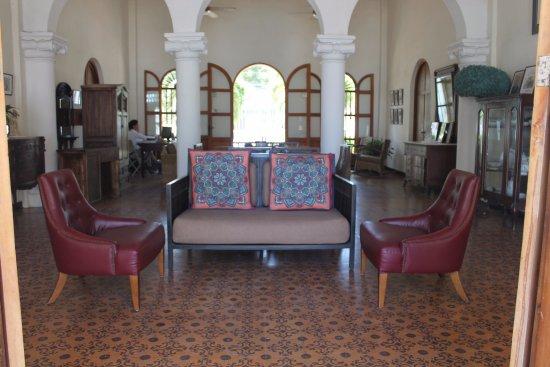 Casa Bustamante Hotel Boutique : Salón Principal