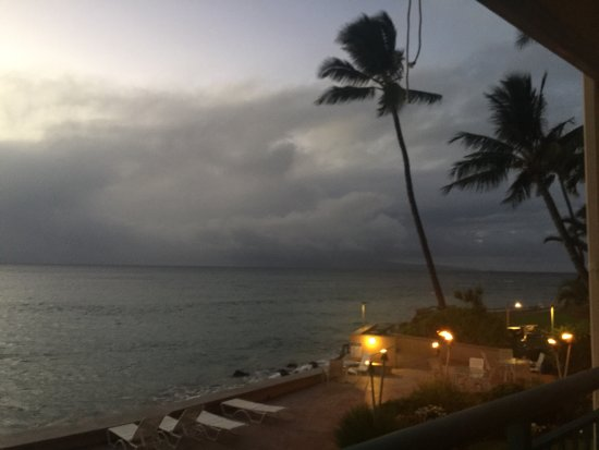 Makani Sands : Our views, turtles, rainbows, sunsets!