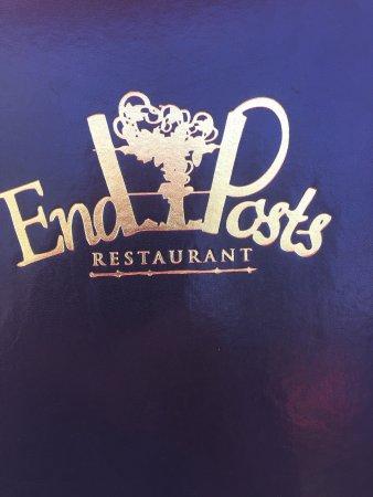 Pilot Mountain, Carolina do Norte: End Post Restaurant