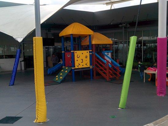 Juegos Infantiles En Terraza Picture Of Experiencia