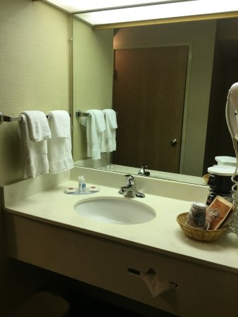 Bath Vanity Picture Of Comfort Inn Suites Wilkes Barre