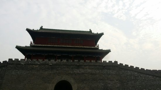 Zhengding Ancient City: 正定古城