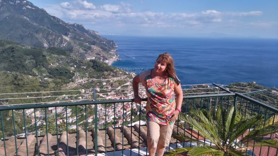 Ravello Rooms: Un balcón al océano